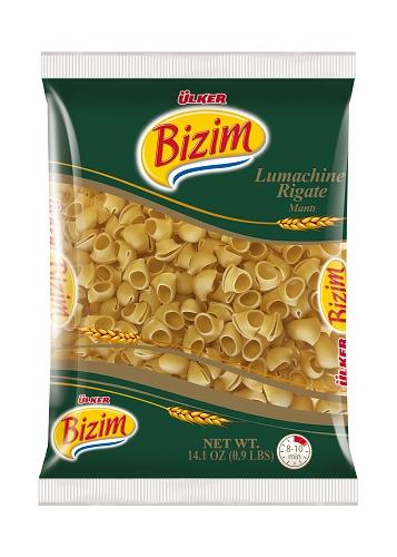 Bizim Pasta Lumachine Rigate 500 gr