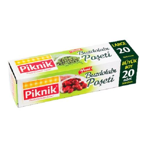 Piknik Freezer Bag Large 20 pcs