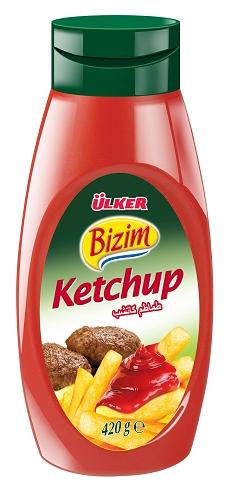 Ulker Bizim Mild Ketchup 420 gr