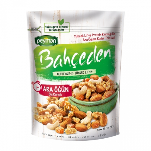 Peyman Bahceden Raw Mix 140 gr