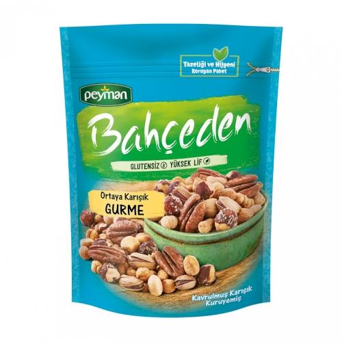 Peyman Bahceden Gourmet Roasted Mix Nuts 140 gr