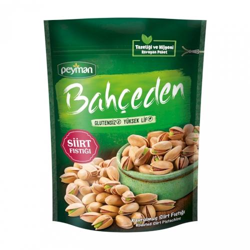 Peyman Bahceden Roasted Siirt Pistachios Gluten Free 110 gr